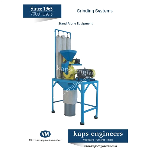 Dyes & Pigments Grinding System