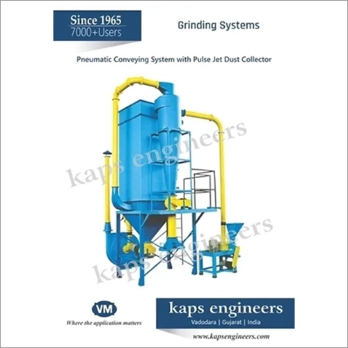 Chemical Powdering Mill