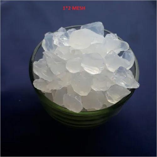 White Silica Gel 1-2 Mesh Size
