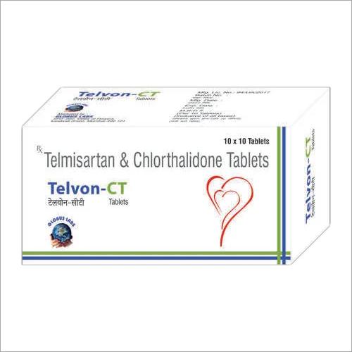 Telmisartan and Chlorothalidone