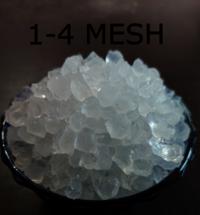 White Silica Gel 3-4 Mesh