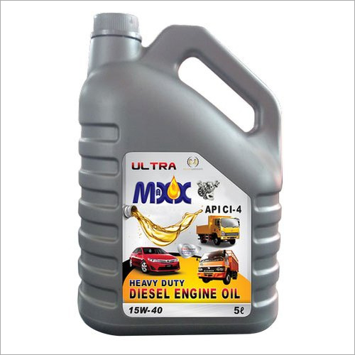 Ultra Heavy Duty Engine Oil