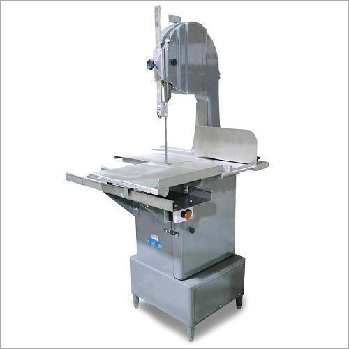 Vertical Metal Band Saw Job Work