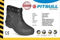 Pitbull Collar Boot