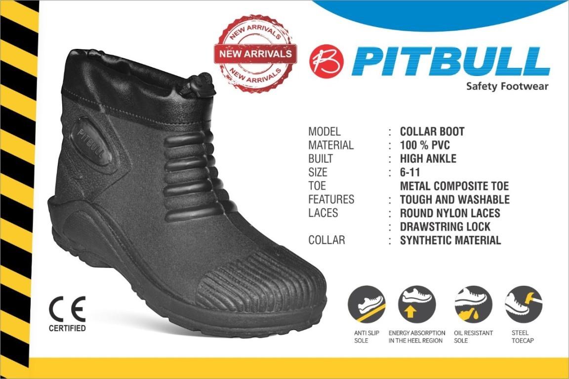 Pitbull Collar Boot