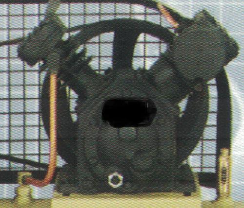 3 HP Bare Air Compressor Block