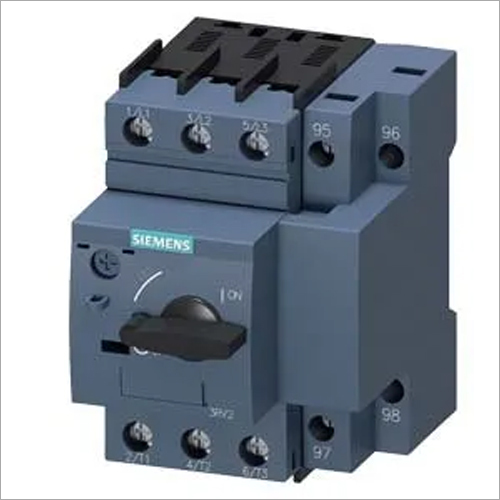 Siemens 0 11A – 0 16A SIZE S00 Screw Terminal MPCB with Relay Function 3RV21110AA10