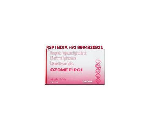 Ozomet Pg1 Tablets
