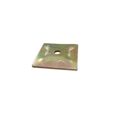 Formwork Tie Bar Concrete Pressed Washer Plate