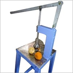 Manual Laddu Making Machine