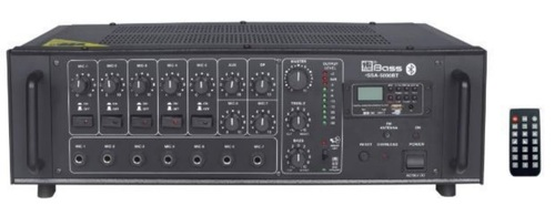 High Power PA Amplifiers with Digital Player