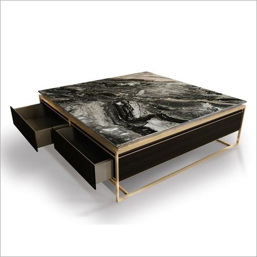 Fancy Metal Table