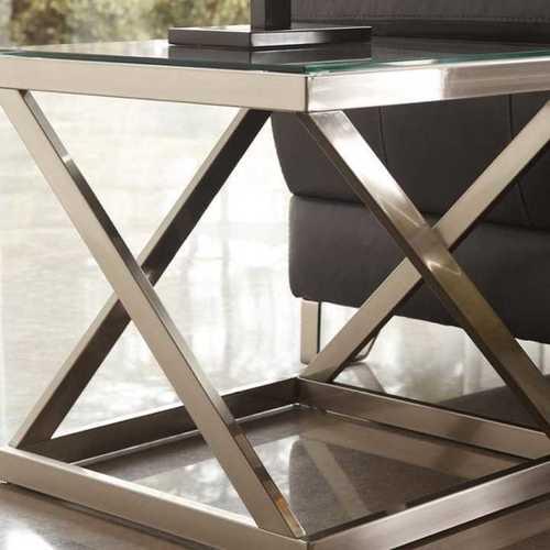 Handicraft Counter Iron Table Frame