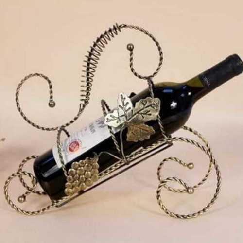 Handicraft Iron Wire Metal Basket