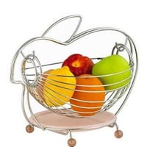 Handicraft Iron Wire Fruit Basket