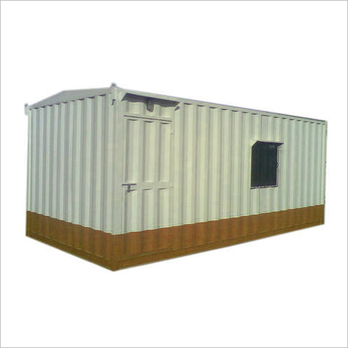 Prefabricated MS Porta Cabin