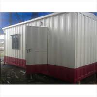 Aluminium Portable Cabin