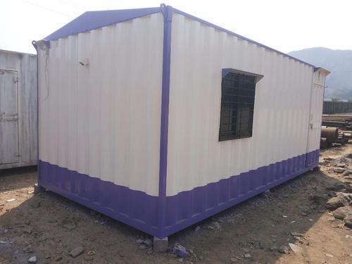 Mobile Prefabricated Site Offices