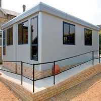Prefab Accommodation Cabin