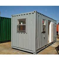 Industrial Bunk Office Cabin