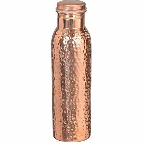 Copper bottle