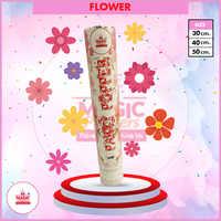 Flower Party Popper