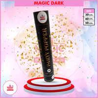 Magic Dark Party Popper