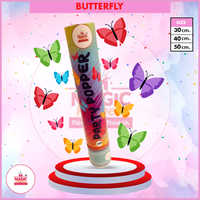 Butterfly Party Popper