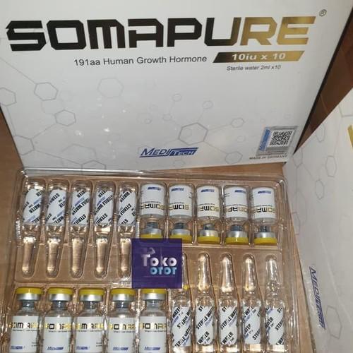 Somatrope 100 Iu Meditech