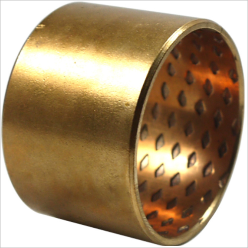 Steel Backed Bearings