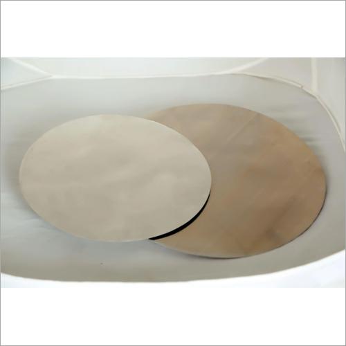 Plain Aluminium Circle
