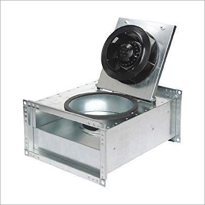 Inline Rectangular Fan