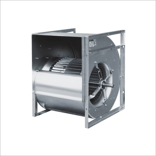 Industrial Double Inlet Forward Curved Fan