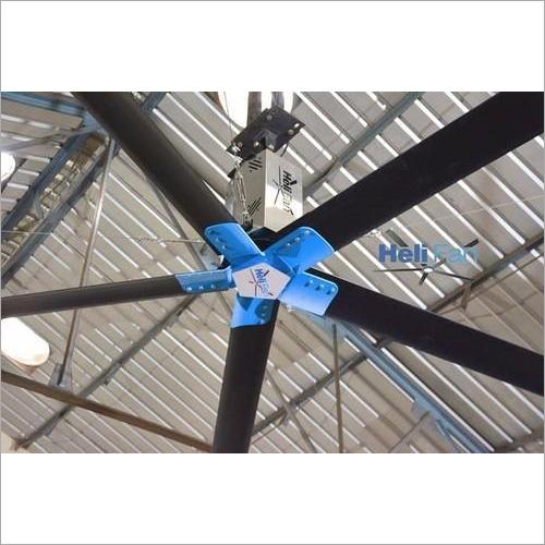 Industrial High Volume Low Speed Fan