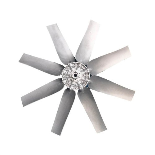 Axial Fan Impeller Blades