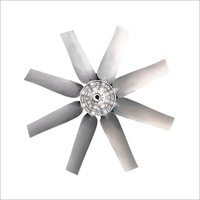 Axial Fan Impeller Blades