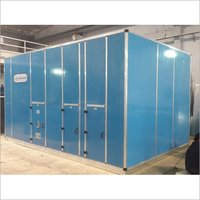 Double Skin Air Washer Evaporative Cooling Units