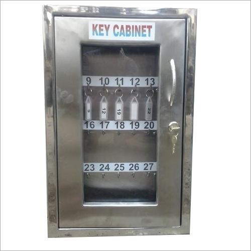 SS Key Storage Box
