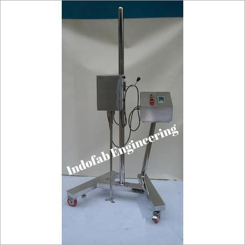 Industrial SS Stirrer Machine
