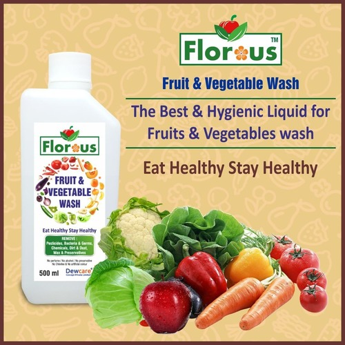 Florous Hand Sanitizer Vegitable