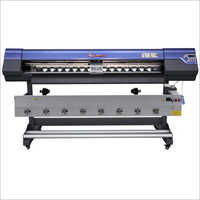 Eco Solvent Inkjet Printer Machine