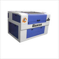 Automatic Laser Engraver Machine
