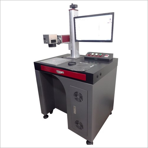 Fibre Metal Marking Machine