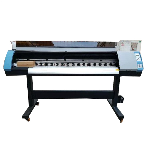Semi Automatic Eco Solvent Printer Machine