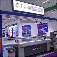 UV Digital Flatbed Printing Machine