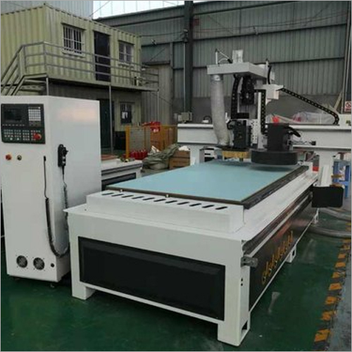 Fully Automatic ATC CNC Wood Router