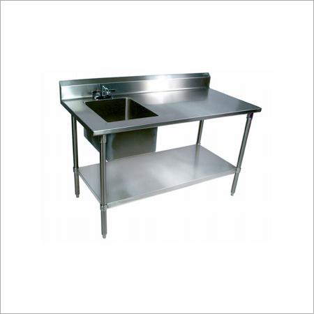 Pre Wash Table