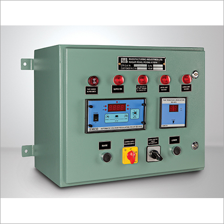 Remote Tapchanger Control Cubicle for Onload Tapchangers