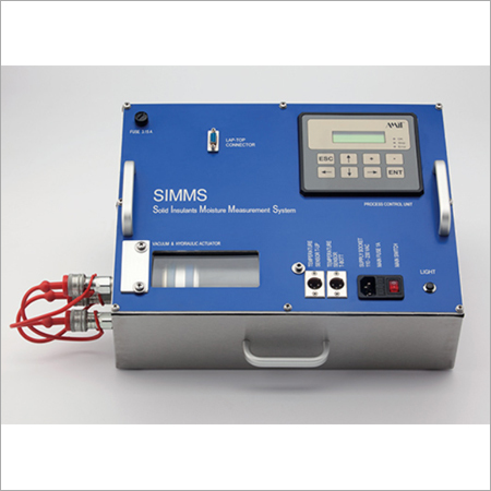 Solid Insulation Moisture Measurement System (Simms)