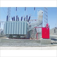 Explosion Prevention and Fire Extinguishing System for Transformers and Reactors